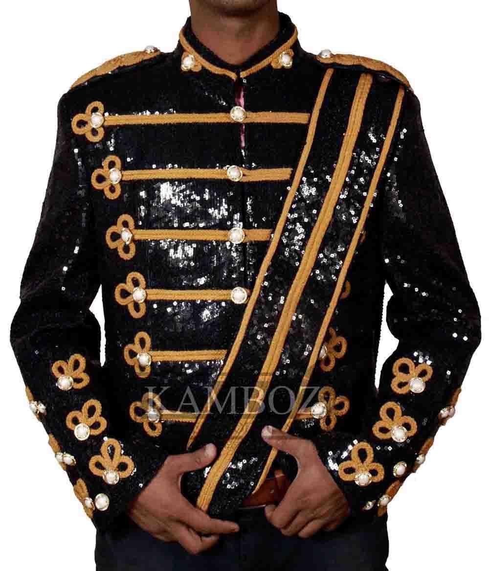 military style jacket black military style jacket