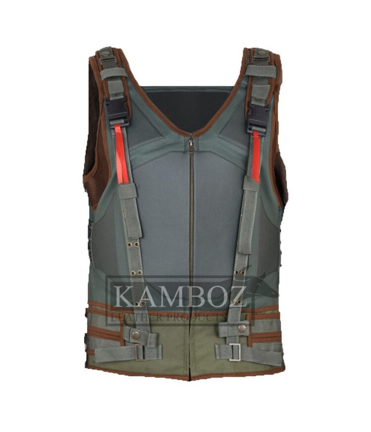 how to make bane vest