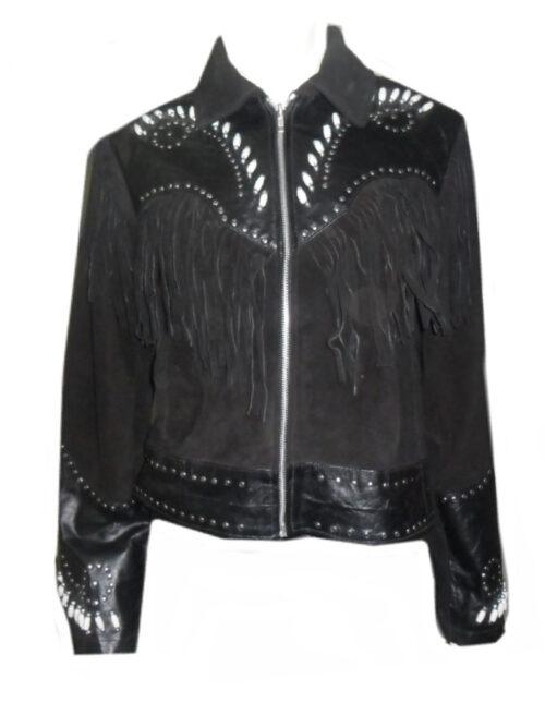 wester-jacket-bone-steel-stud-suede-black1